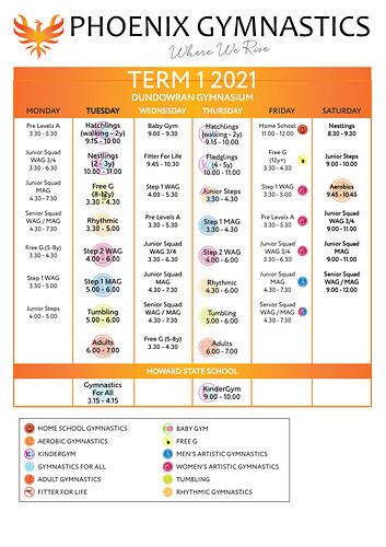 Timetable concept