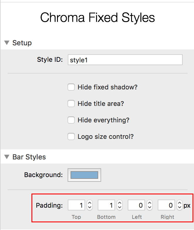 Problems with Chroma Pro in Google Chrome - Stacks - RapidWeaver Forums