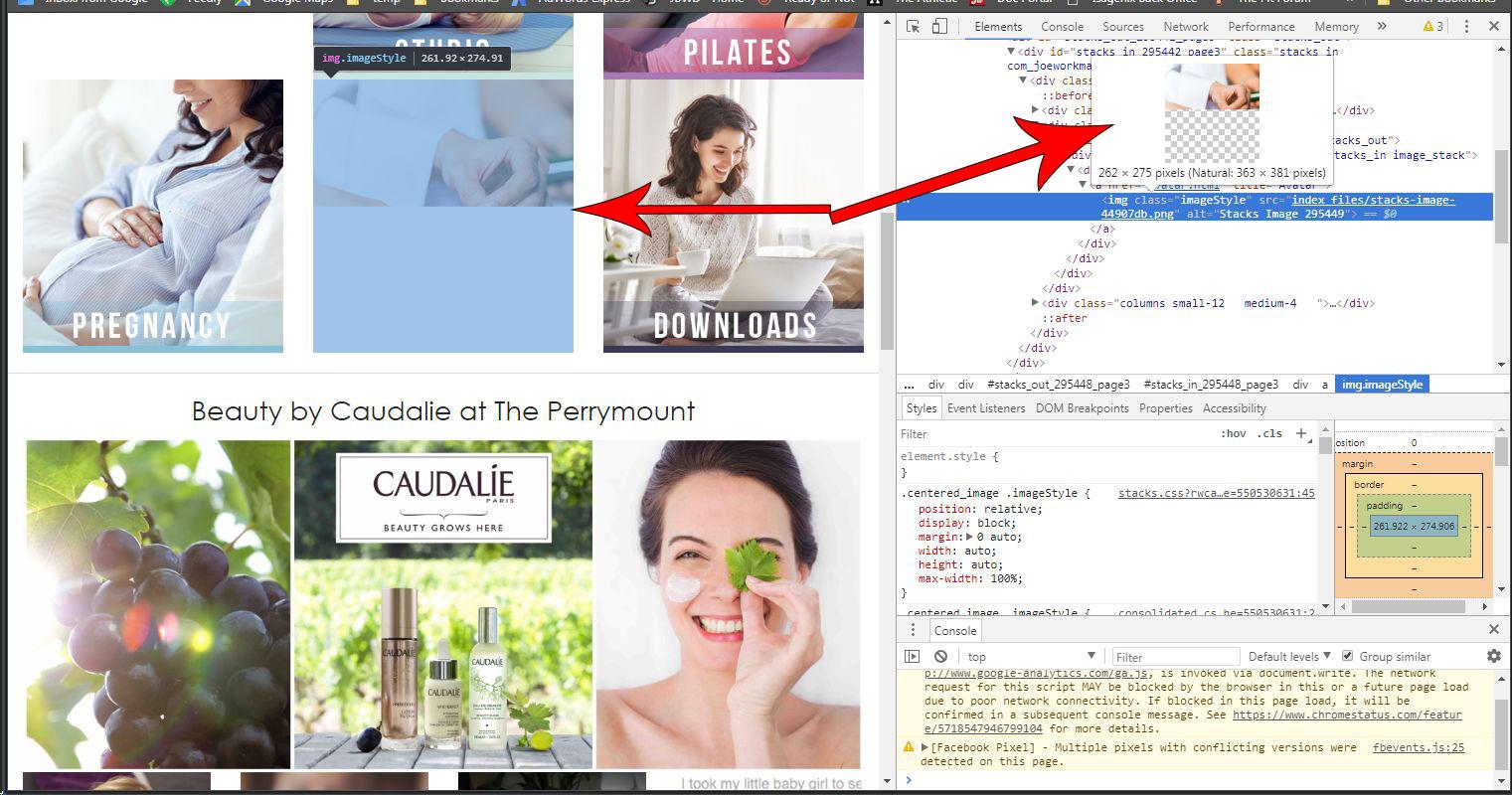 Images not uploading fully - RapidWeaver - RapidWeaver Forums