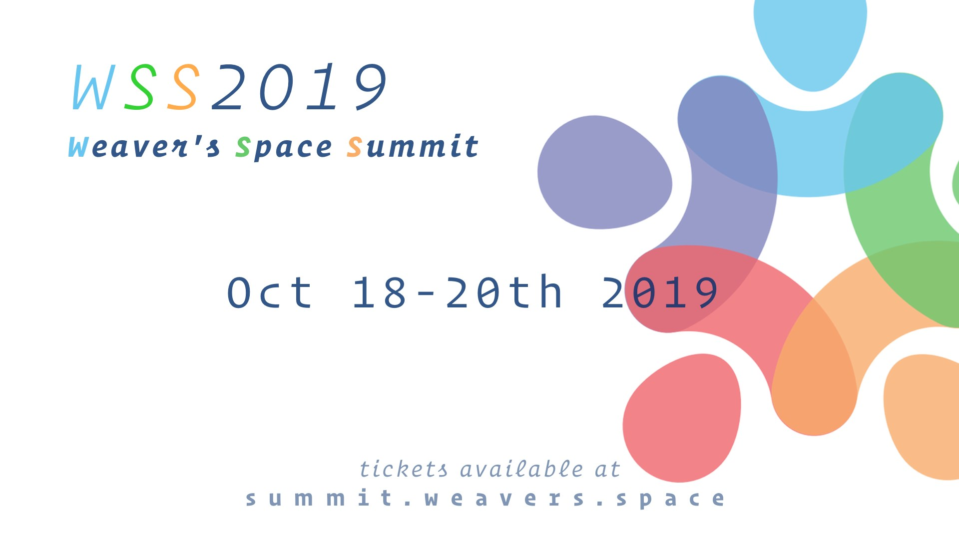 8 Pst To Aest ⭐ weaver's space summit 2019 - lets take it to the next